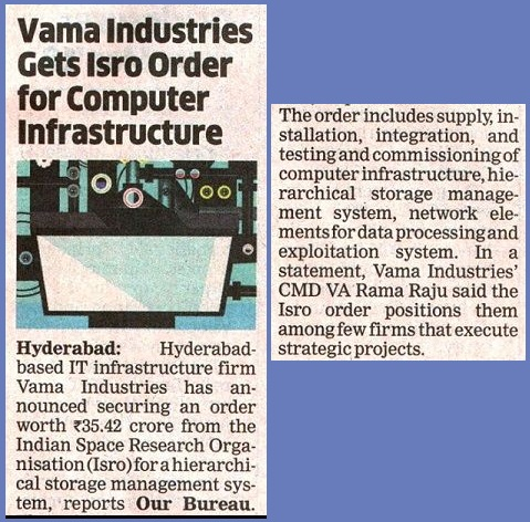 VAMA Industries news